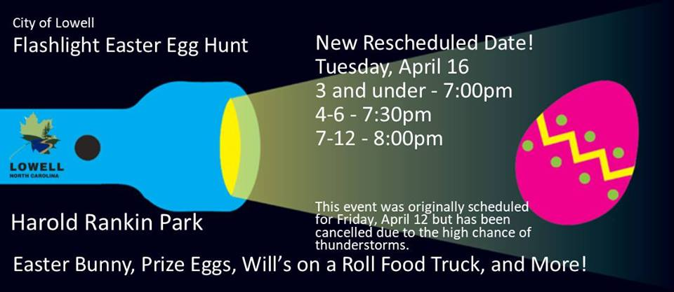 Revised Egg Hunt
