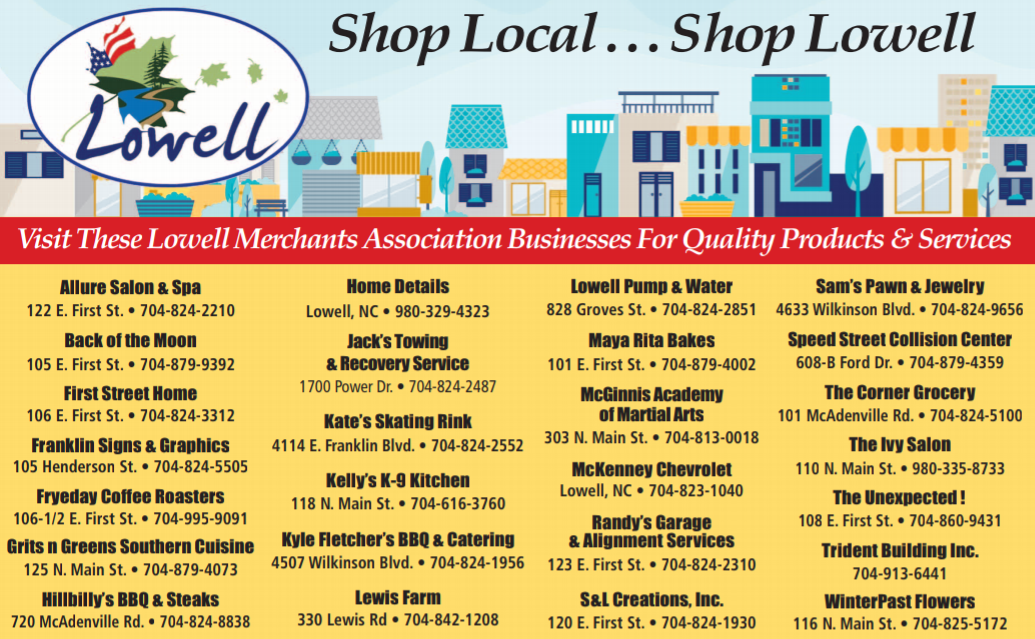 Lowell Merchants Association