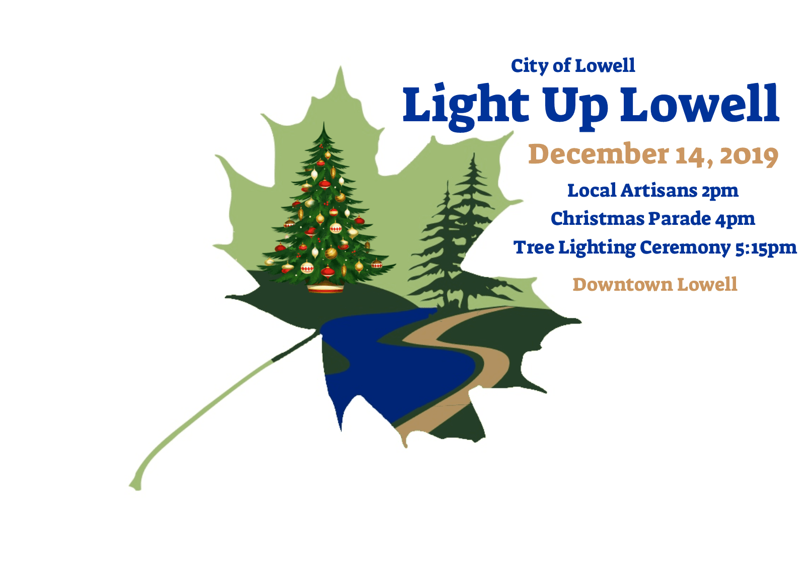 Light Up Lowell Art